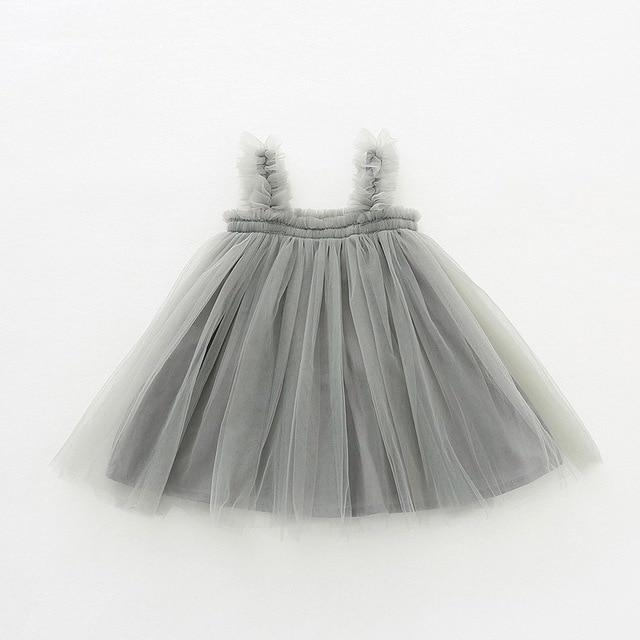 Sabelle Boutique | Tulle Tutu Party Dress in Rose
