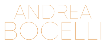 Andrea Bocelli Official Store mobile logo