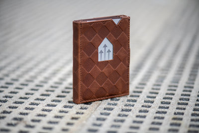 WALLET - Hazelnut Chess