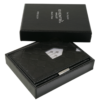 WALLET - Black Chess