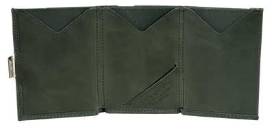 WALLET - Emerald Green