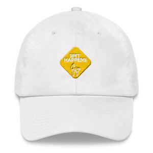 Spit Happens ~ Dad Cap