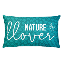 Load image into Gallery viewer, nature llover pillow