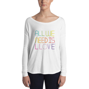 all we need is llove tee
