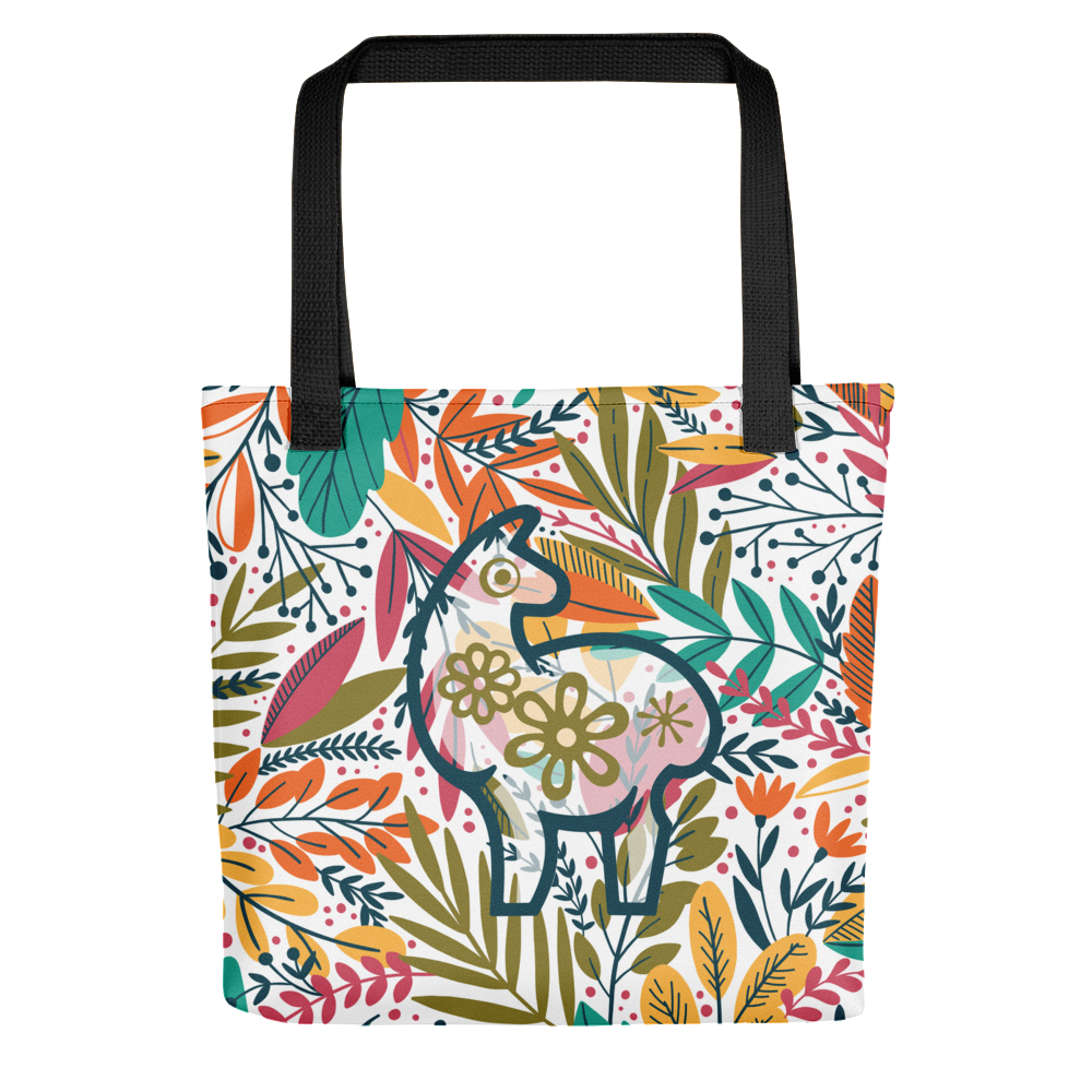 Llama Take It With Me! ~ all over bag