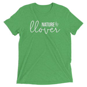 Nature Llover - short sleeve tee
