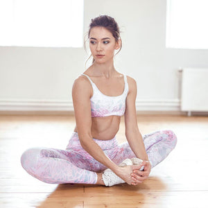 ROOTS Gym Bra and High Rise Pants