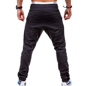GLADIATOR Pleated Joggers