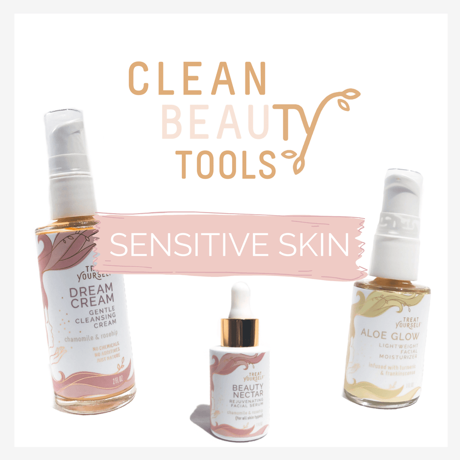 Sensitive Skin Bundle