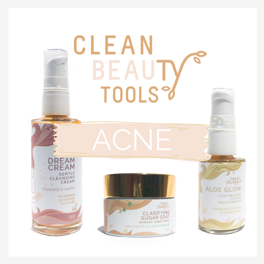 Acne-Prone Skin Bundle