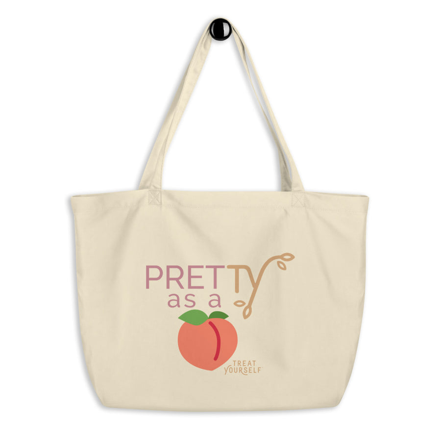 Pretty as a Peach Tote