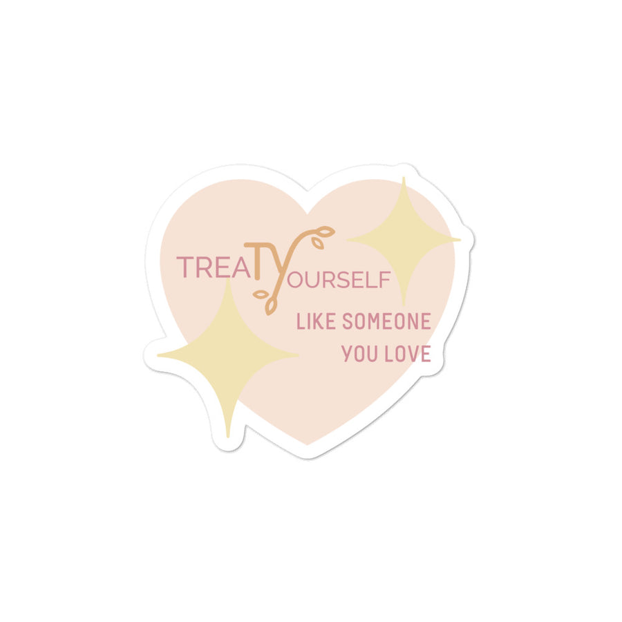 Like Someone You Love Sticker