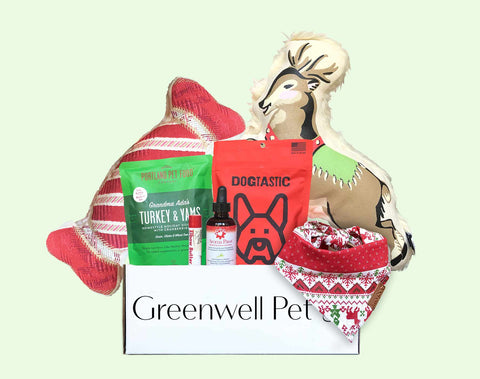 December Greenwell Pet Box