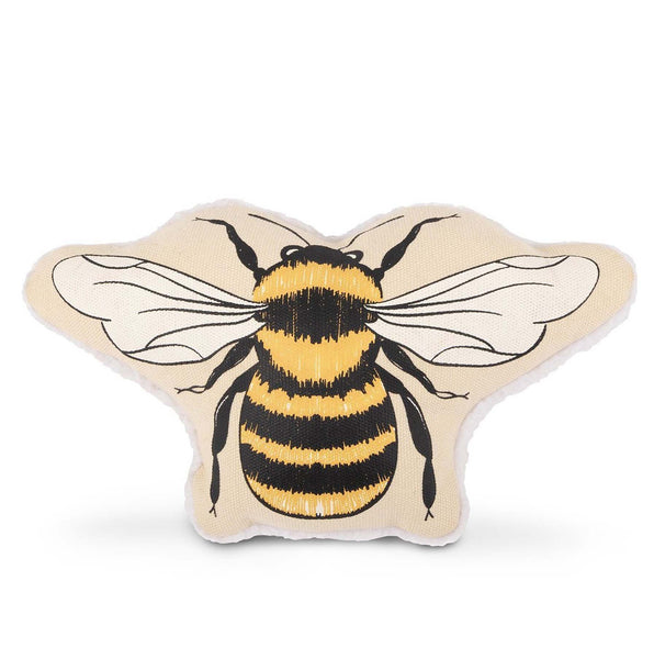 Harry Barker Honey Bee Canvas Dog Toy