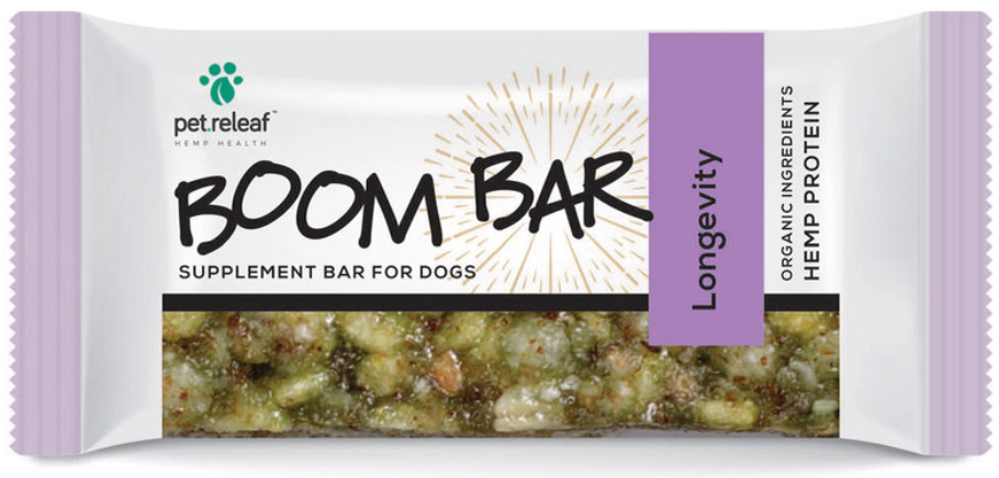 Pet Releaf Longevity Boom Bar