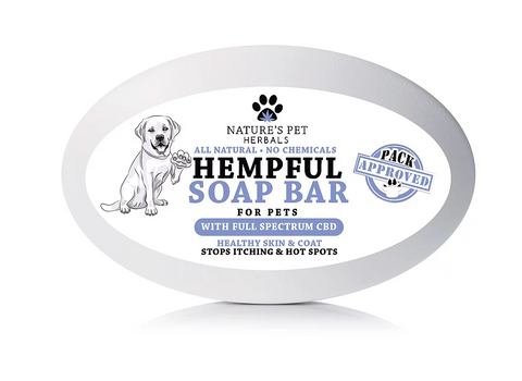 Nature's Pet - Hempful Soap Bar