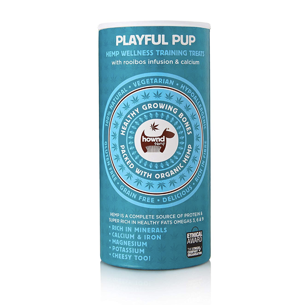 Hownd Playful Pup Hemp Wellness Treats