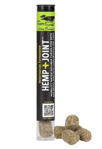 SuperSnouts Hemp Co: Hemp + Joint Soft Chews