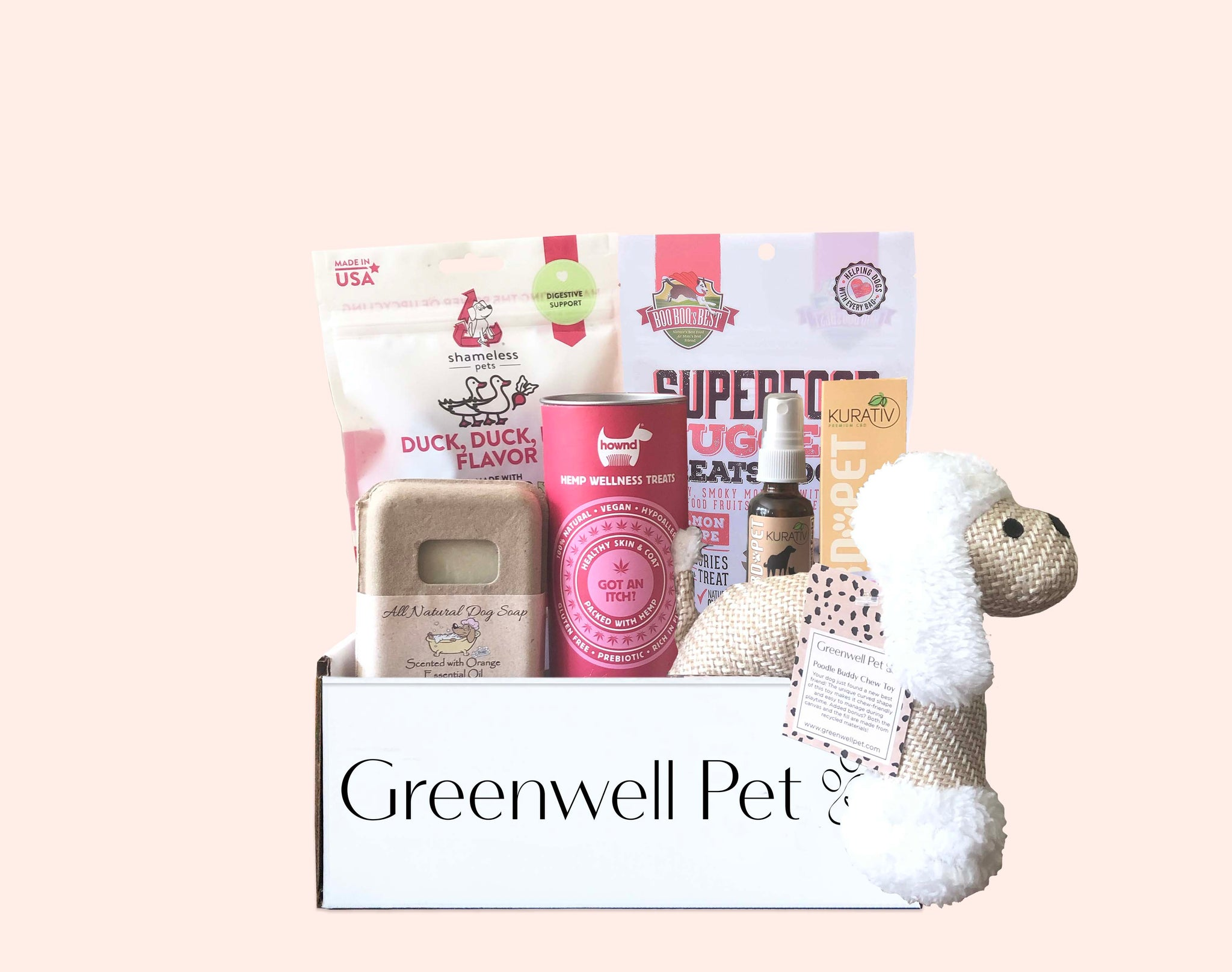 September Greenwell Pet Box