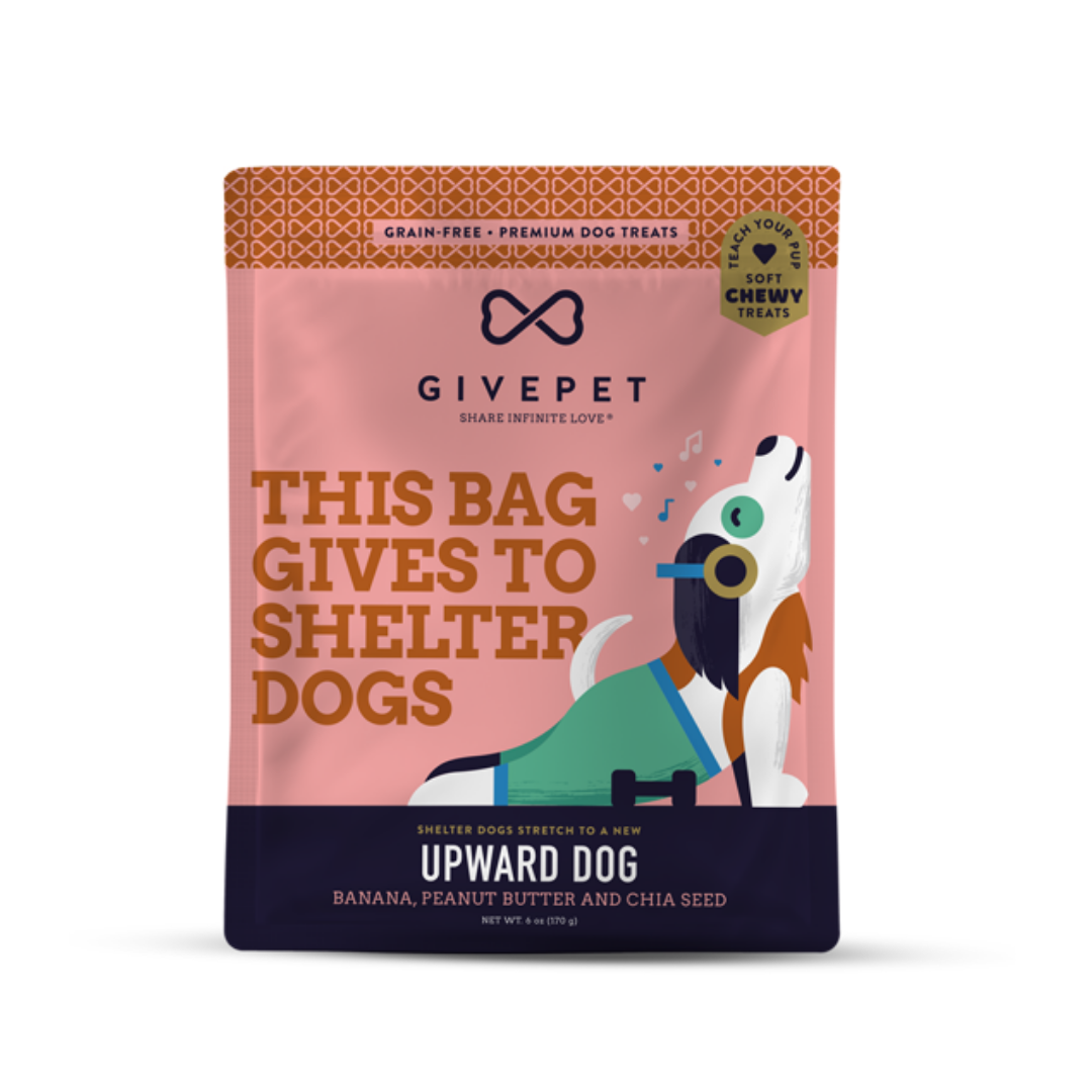 GivePet Upward Dog Treats
