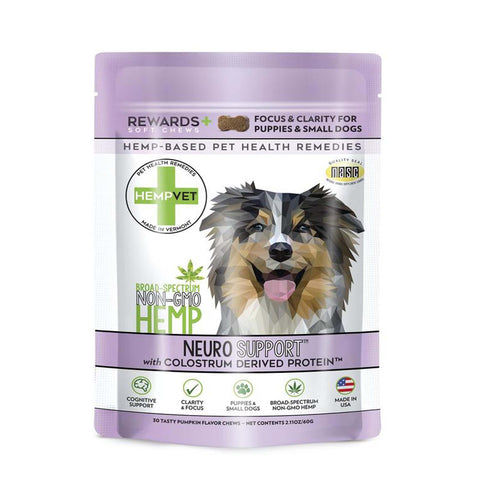 Neuro Support Rewards+ with CBD, Colostrum Derived Protein