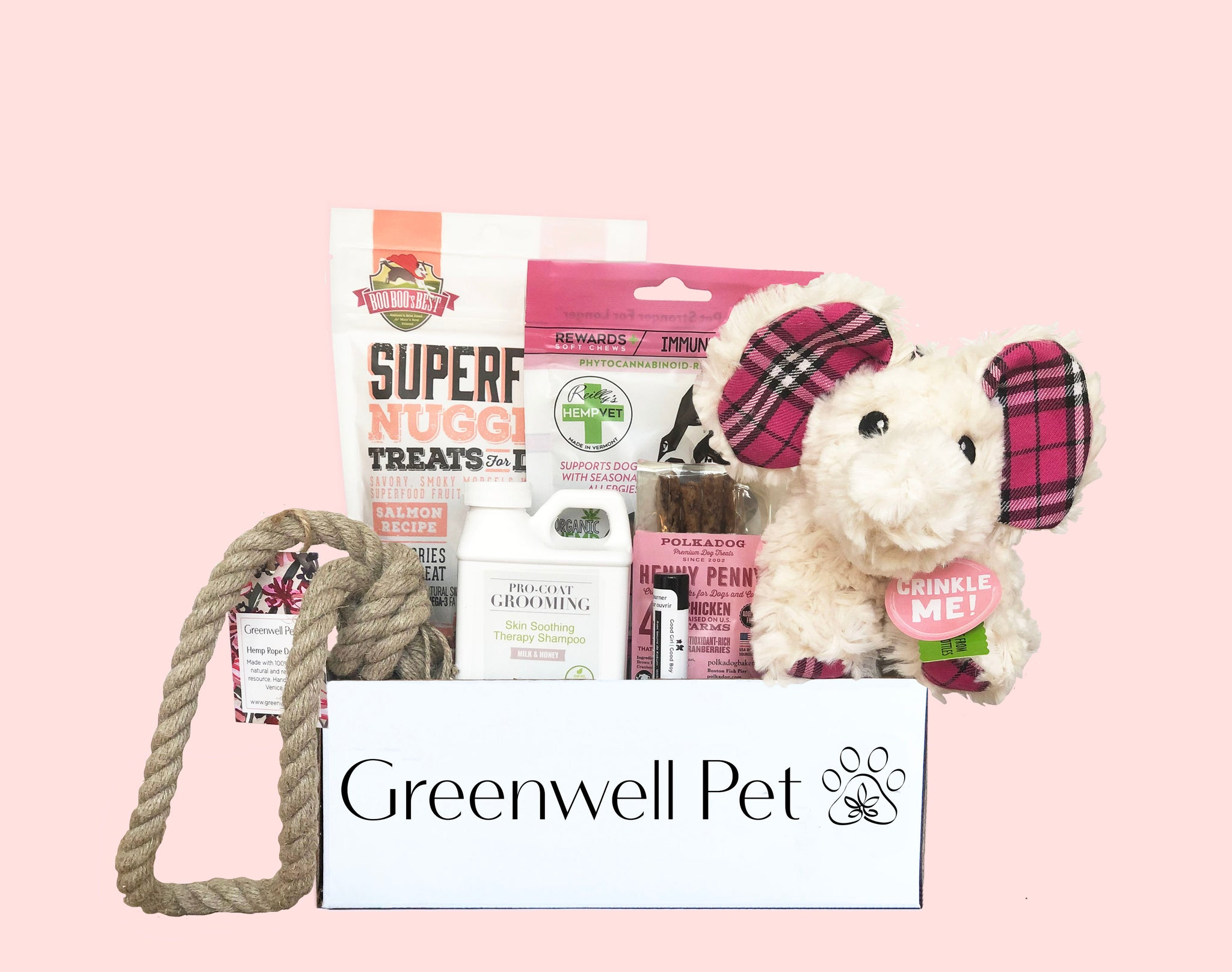 June Greenwell Pet Box