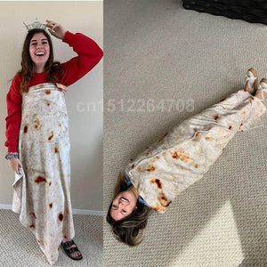 Burrito Blanket - Millennial Supply Store