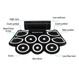 Electronic Drum Kit - Millennial Supply Store