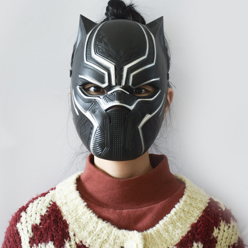 Black Panther Mask - Millennial Supply Store