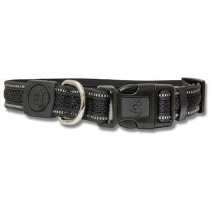 Open image in slideshow, Reflective Dog Collar Double Layered Mesh