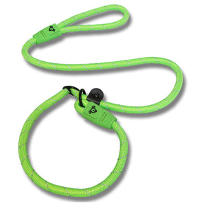 Open image in slideshow, Dog Rope Lead Reflective - Slip Collar