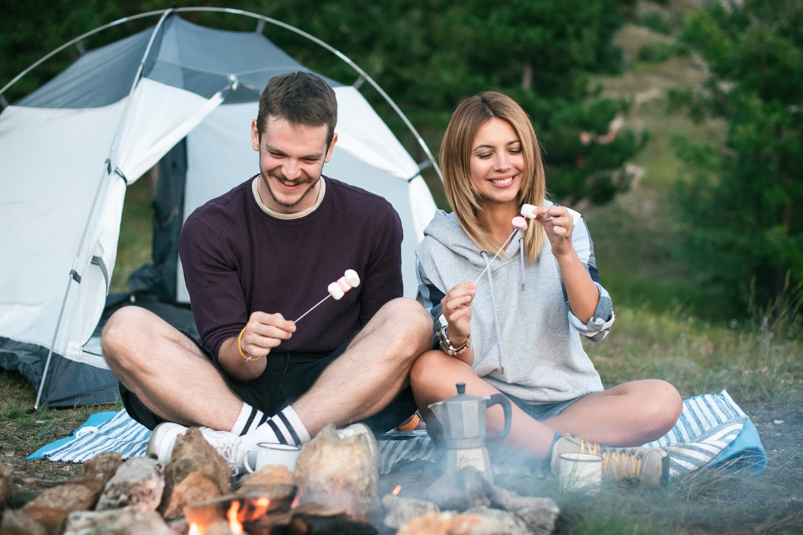 Your First Time Camping Survival Guide