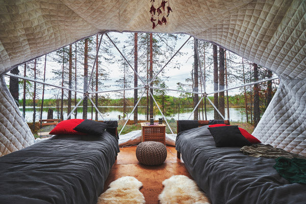 The Ultimate Guide on What to Take Glamping