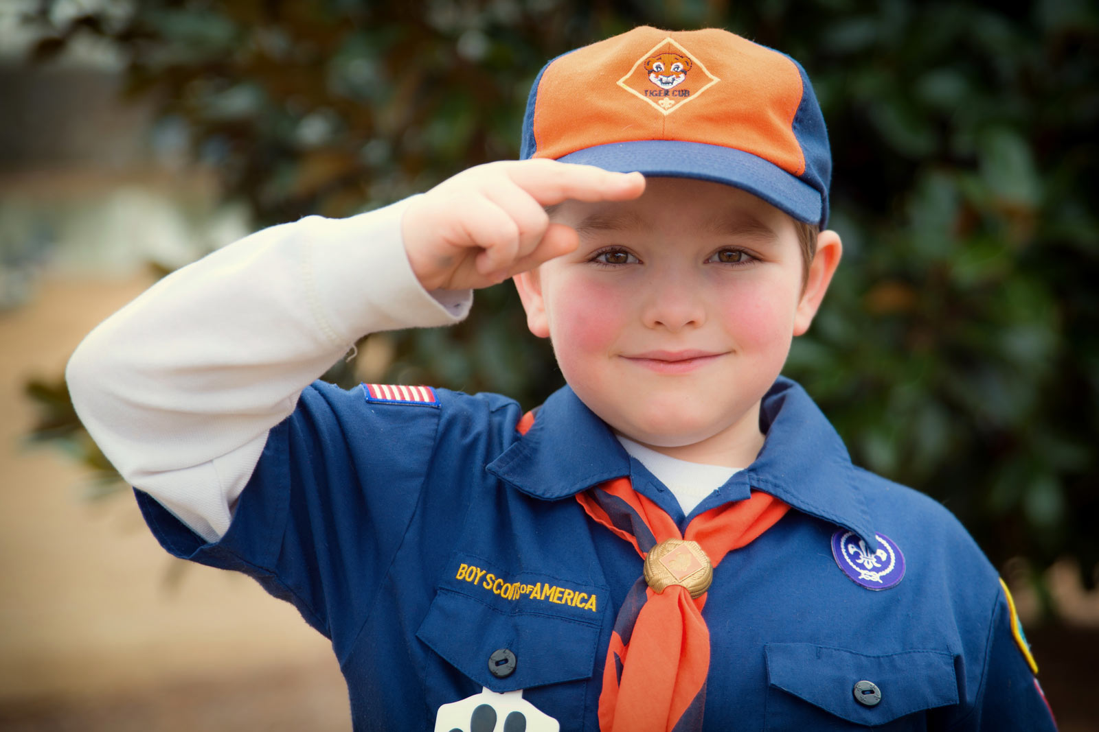 Getting Your Child Ready for Their First Scout Camp