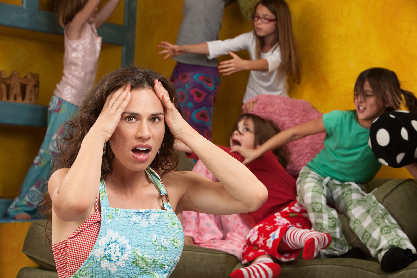 A Sleepover Survival Guide for Parents