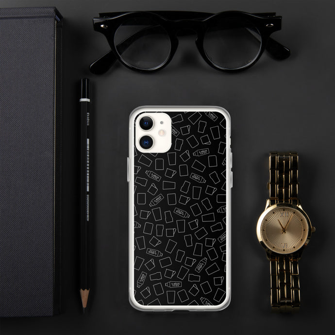 Iphone Cover Black