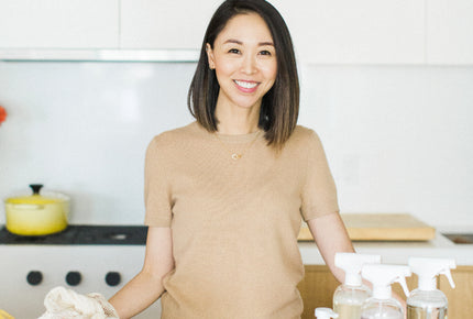 The FEKKAI Life: Sarah Paiji Yoo, Cofounder and CEO of Blueland