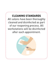cleaning standards reopening