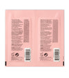 pink fekkai technician color shampoo and conditioner sample packet back