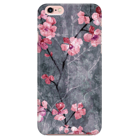 Floral Phone Case Cherry Blossom - iPhone and Samsung - Japanese Style