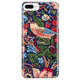 William Morris Strawberry Thief - Floral Vintage Art Phone Case, iPhone, Galaxy