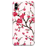 Cherry Blossom - Cute Floral Phone Case for iPhone XS Max