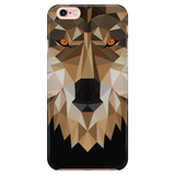 The Wolf - Wolf Head Phone Case for Apple iPhone and Samsung Galaxy