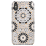 Alhambra - Vintage Mosaic Case for iPhone X/XS