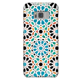Alhambra Nasrid Case Samsung Galaxy S8 Plus - Mosaic Phone Case