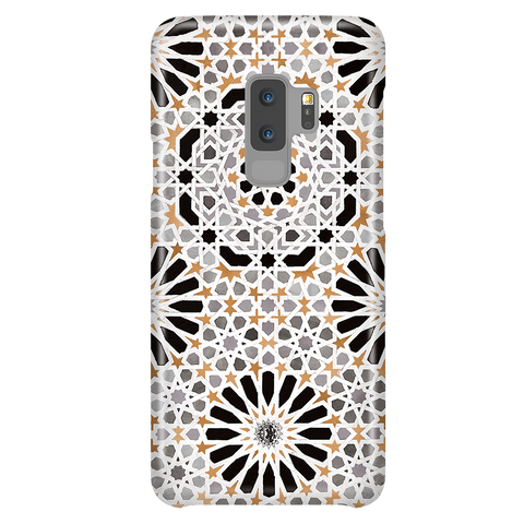 Alhambra - Vintage Mosaic Phone Case for Samsung Galaxy S9 Plus
