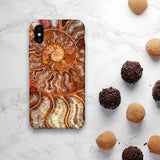 Marble Phone Case Ammonite - Cool for iPhone and Samsung Galaxy
