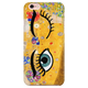 Funny Unique Phone Case iPhone, Samsung Galaxy, Gustav Klimt Kiss Wink