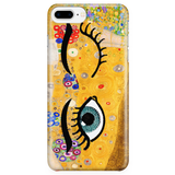 Kiss & Wink - Cute Art Phone Case for iPhone and Samsung Galaxy