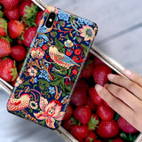 William Morris Strawberry Thief - iPhone 11 Pro Max Case